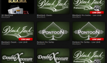 Blackjack Variations