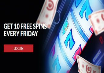 10 Free Spins Every Friday – Guts Casino Promotion