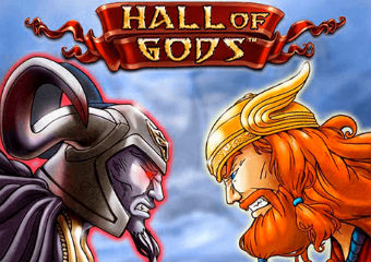 Hall of Gods Slot
