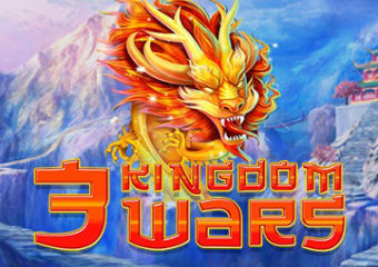 3 kingdom wars slot logo