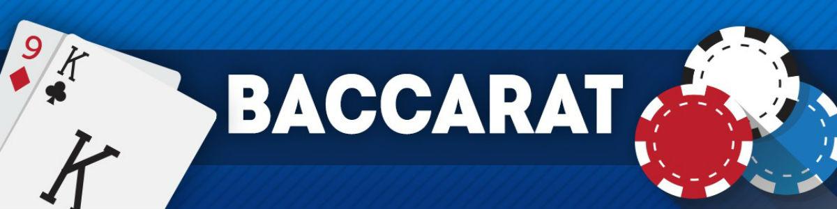 Baccarat logo print