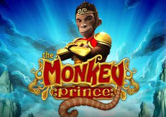 The Monkey Prince Slot logo