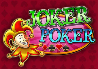 joker poker slot logo