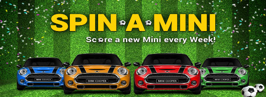 spin a mini promotion photo