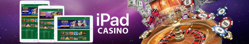 Ipad casino image