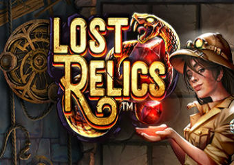 Lost relics slot image