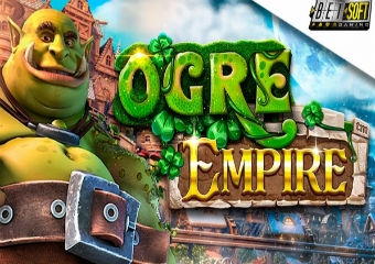 Ogre Empire slot logo
