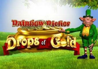 Rainbow Riches Drop of gold image