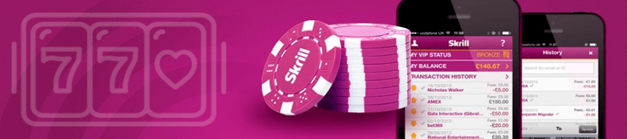 Skrill casino as payment method image