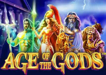 Age of Gods slot image
