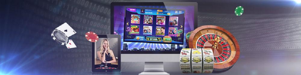 Online casinos signs