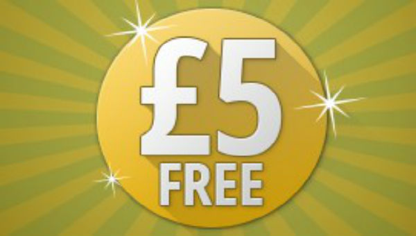 5 Free Welcome Bonus picture