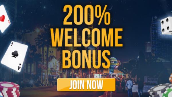 Dream Vegas Welcome bonus image