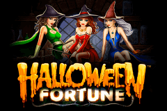 Halloween fortune slot image