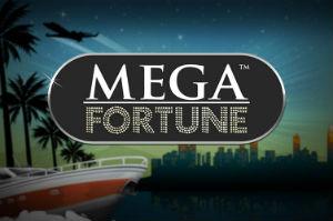 Mega fortune slot image