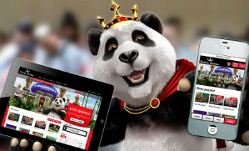 Royal Panda mobile image