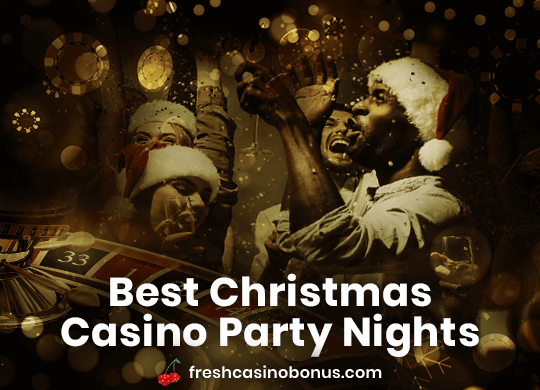 Best Casino Party Nights in the UK