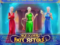 Age of the Gods: Fate Sisters Slot