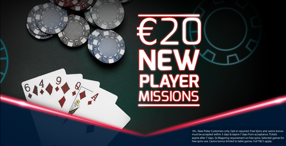 Betfred Poker Bonus For New Players Up To 1 200