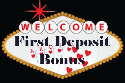 500 First Deposit Bonus