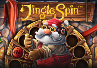 Jingle Spin Slot image
