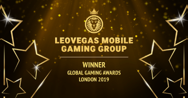 LeoVegas awards 2019