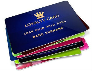 Loyalti card image