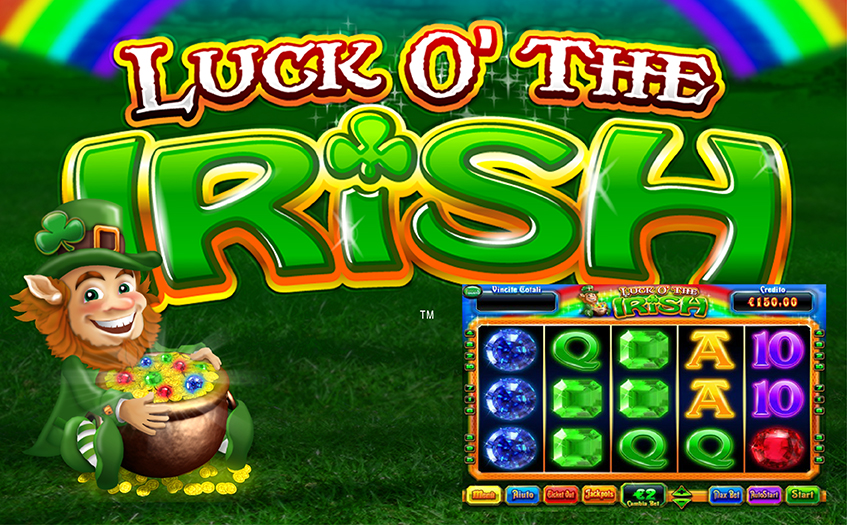 Luck o the irish fortune spins rtp