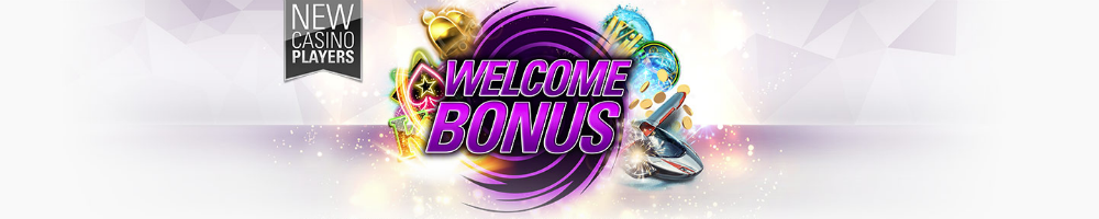 Pokerstars Welcome Bonus banner