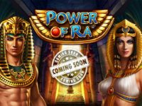 Power of Ra Slot - Release date: 10.03.2019