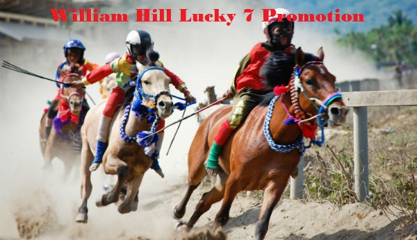 William Hill Lucky 7 Promotion