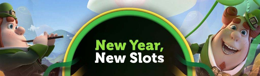 Last slots news of the year
