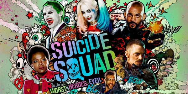 Suicide Squad Playtech
