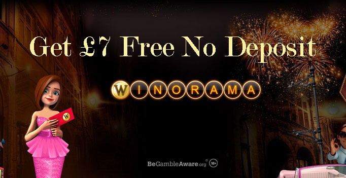 Winorama Casino No Deposit Bonus